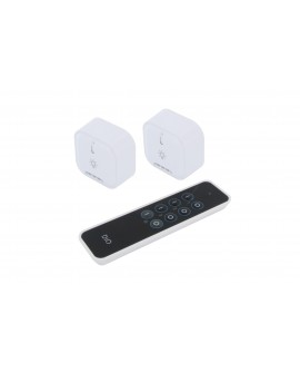Remote contorl + 2 On/Off built-in lighting modules