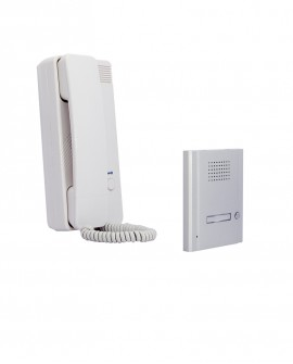 2-wire audiodoorphone