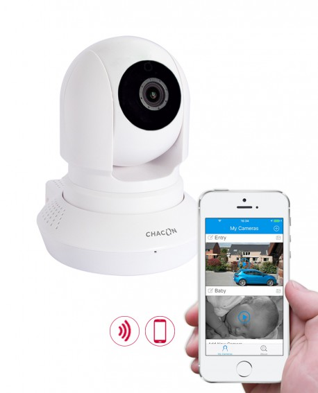 Meta Title Chacon Hd Motorised Wifi Camera