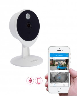HD indoor WiFi surveillance camera