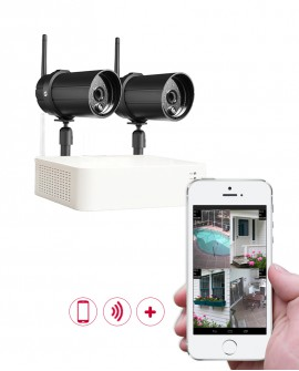 chacon vid osurveillance ip avec enregistrement chacon. Black Bedroom Furniture Sets. Home Design Ideas