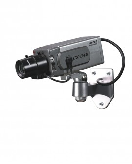 Dummy camera with LED