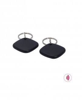 2 RFID tags for wireless alarm