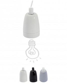 Ceramic Lampholder Kit