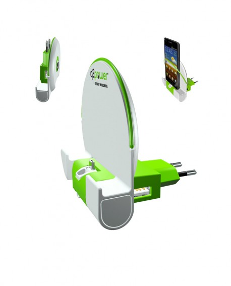 Dock & Charge smartphone & USB