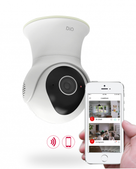 OUTDOOR ROTATING WI-FI CAMERA