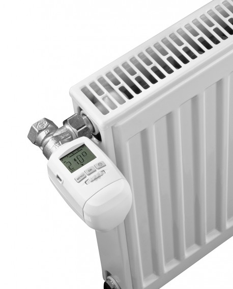 Vanne thermostatique programmable Chacon