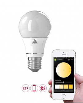 Witte smart LED lamp E27 - AwoX