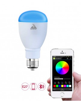 Smart color LED bulb - E27 - AwoX